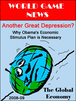 Another Great Depression?
