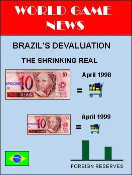 brazil currency devaluation essay