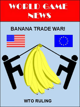 the eu banana trade dispute The banana agreement removed a significant dispute from the us-eu bilateral trade agenda the agreement contributes, some say, to a more favorable climate for resolving other contentious trade disputes and for cooperation both bilaterally and multilaterally in the wto.